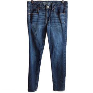 American Eagle Jeans Super Skinny Size 6 Short